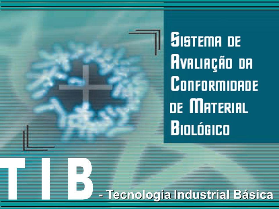 - Tecnologia Industrial Básica