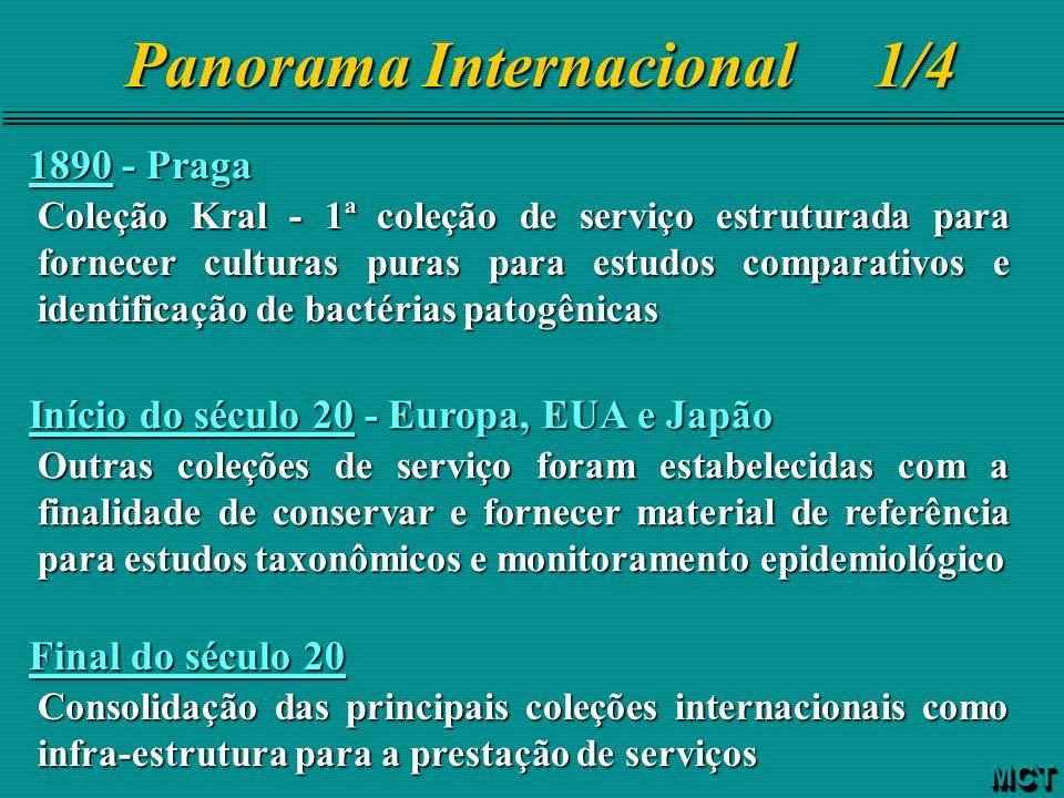 Panorama Internacional 1/4