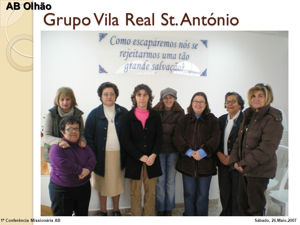Grupo Vila Real St. António