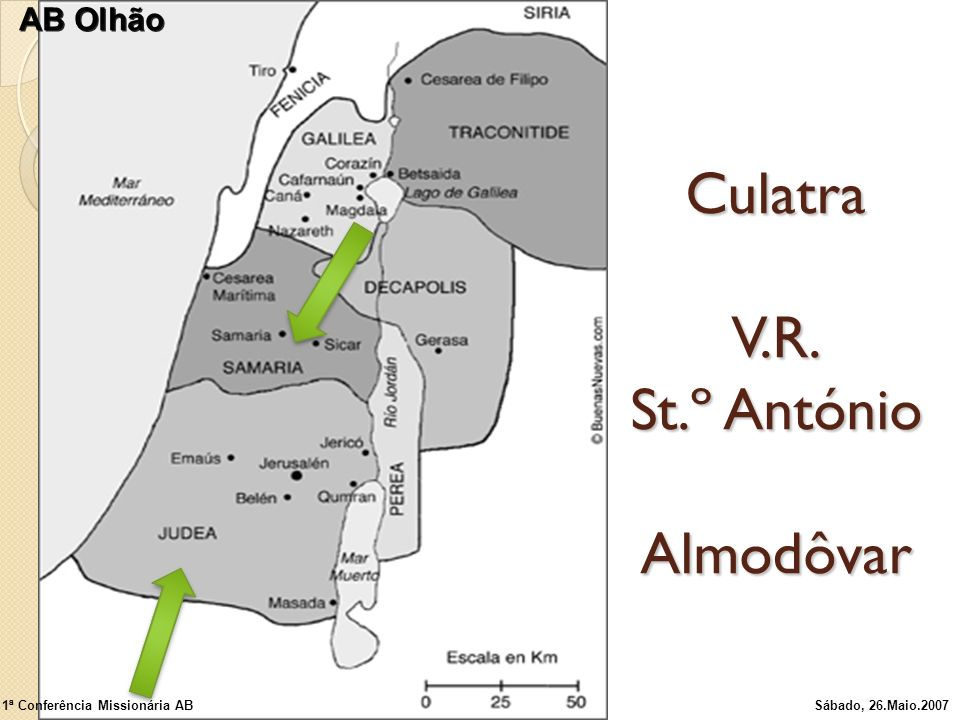 Culatra V.R. St.º António Almodôvar