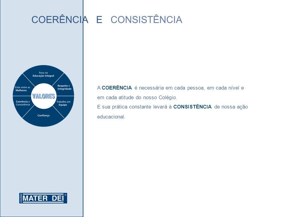 COERÊNCIA E CONSISTÊNCIA