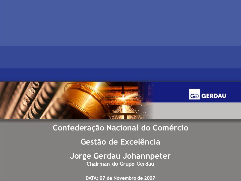 Confederação Nacional do Comércio Gestão de Excelência