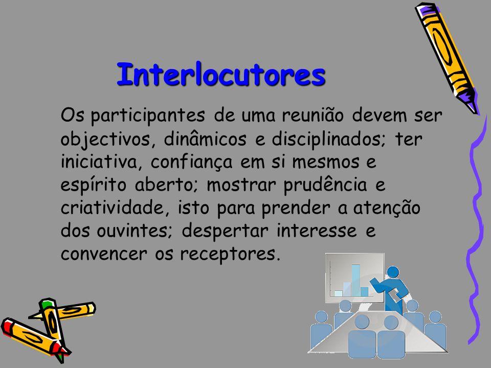 Interlocutores