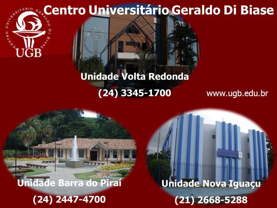 Centro Universitário Geraldo Di Biase