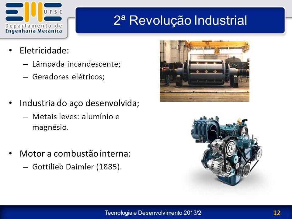 2ª Revolução Industrial