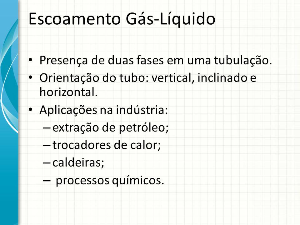 Escoamento Gás-Líquido