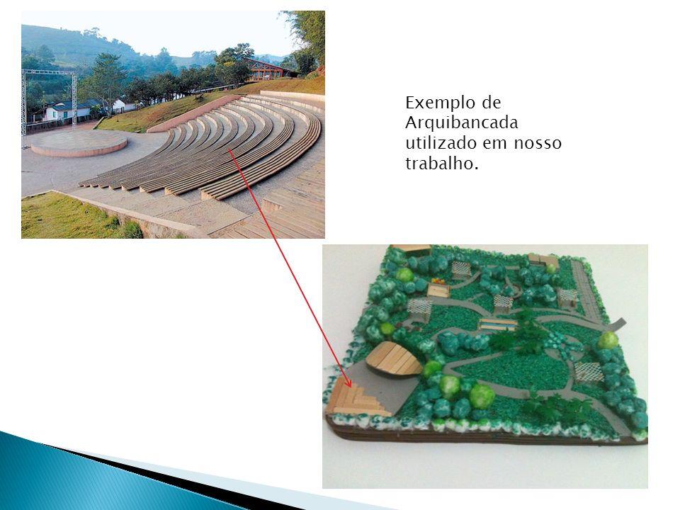 Exemplo de Arquibancada