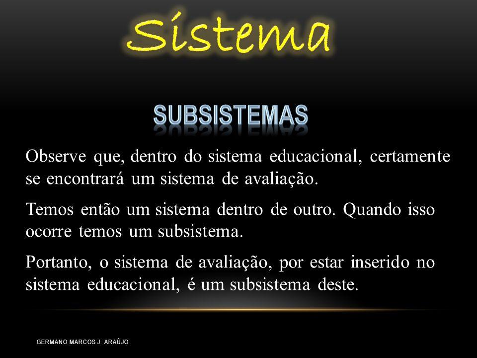 Sistema Subsistemas.