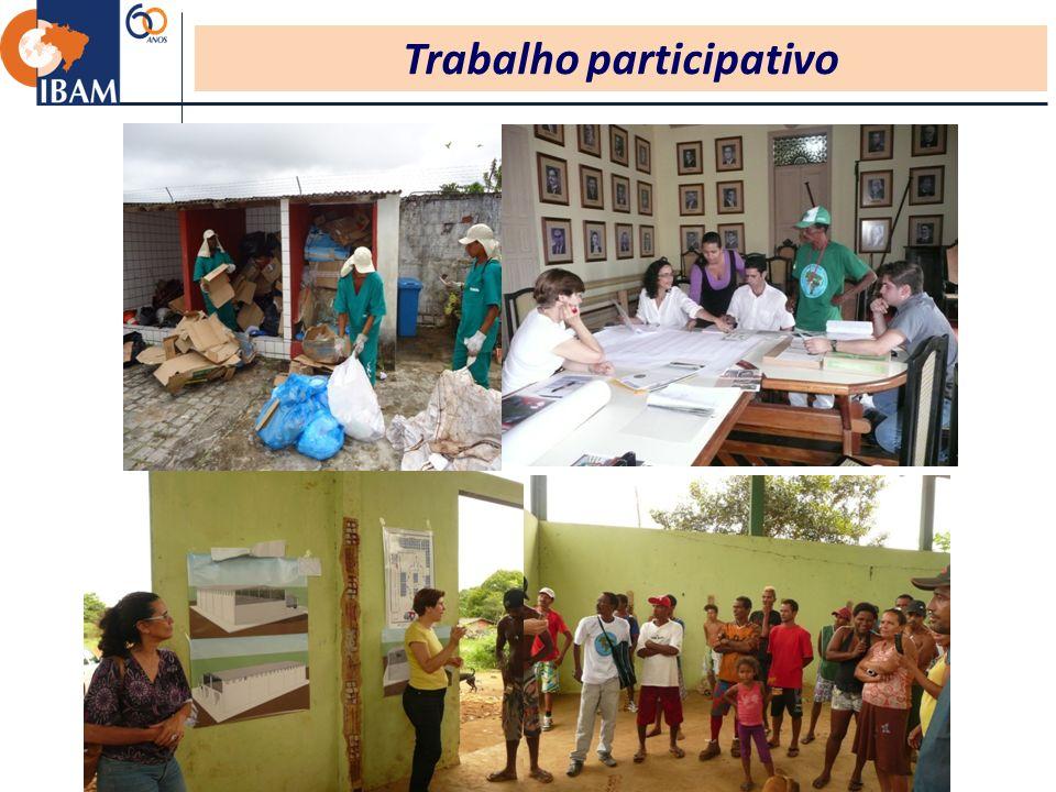Trabalho participativo