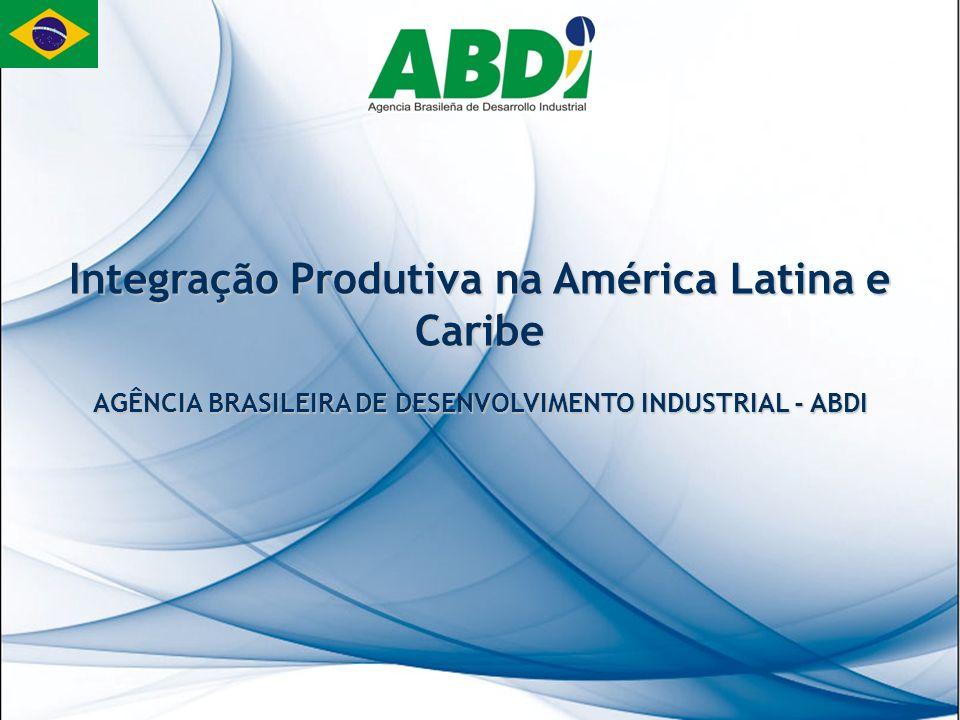 Integração Produtiva na América Latina e Caribe