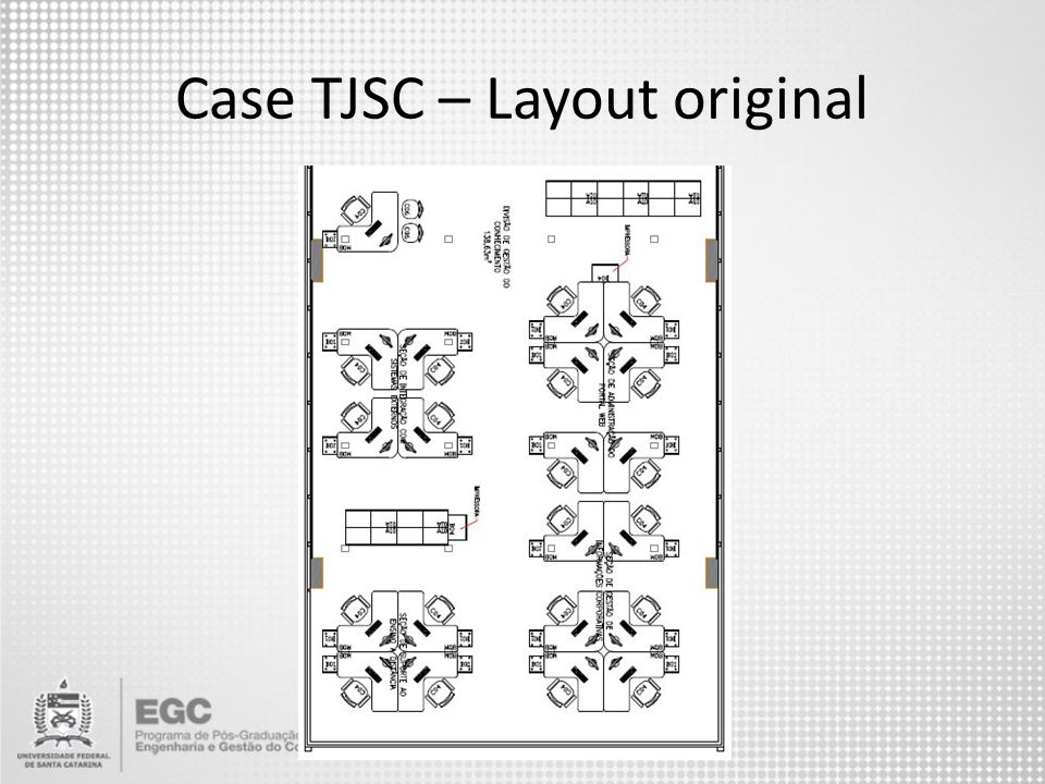 Case TJSC – Layout original