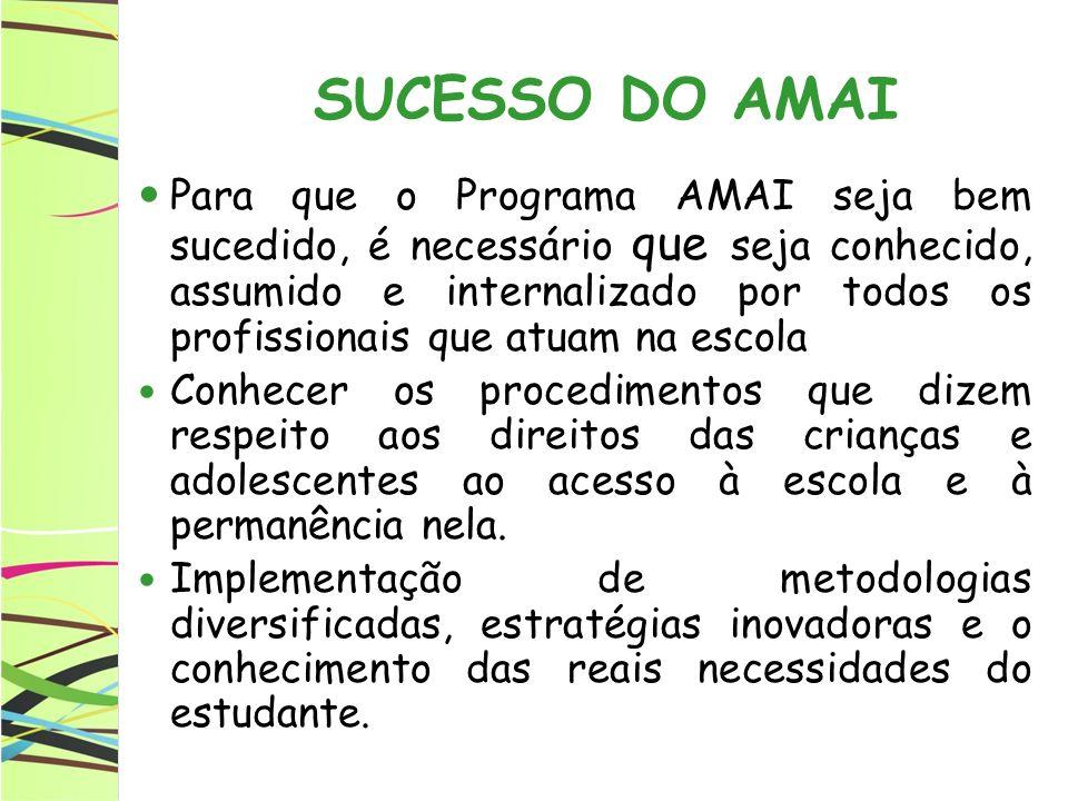SUCESSO DO AMAI
