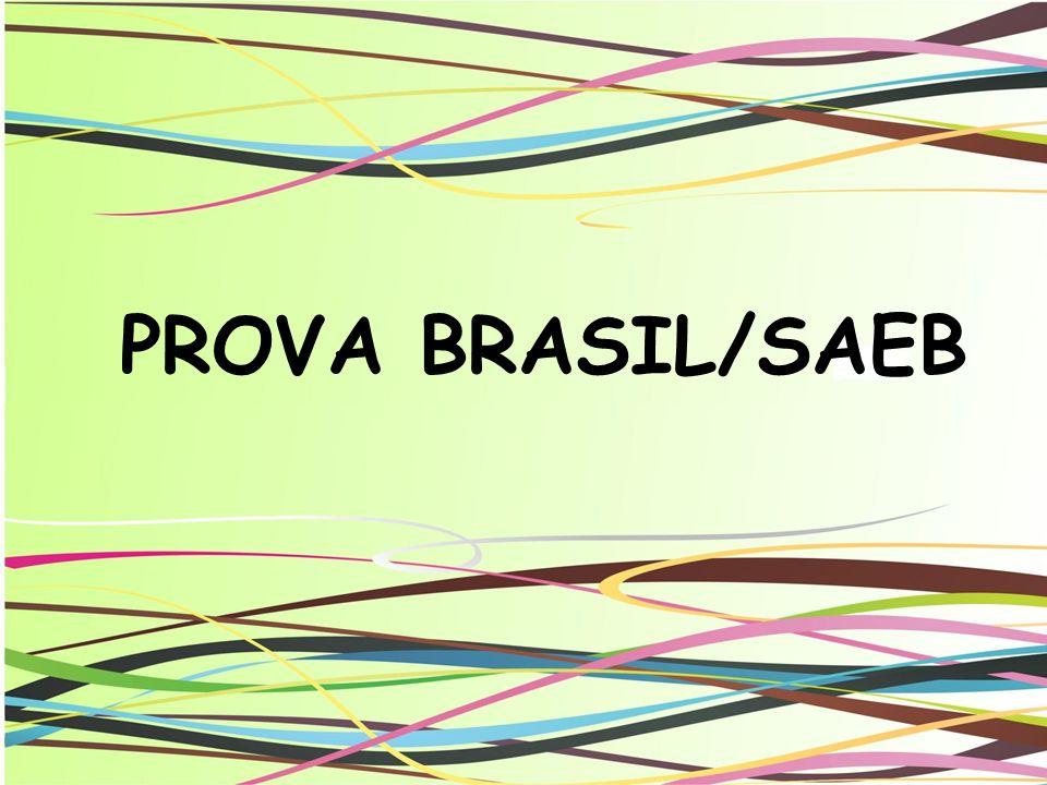 PROVA BRASIL/SAEB