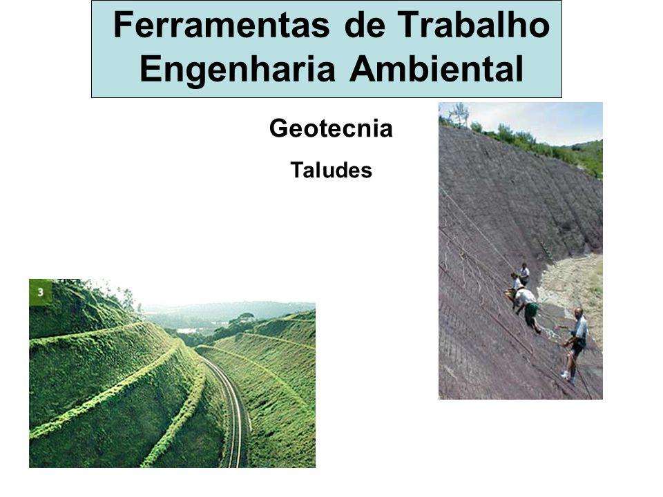 Ferramentas de Trabalho Engenharia Ambiental