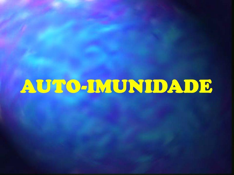 AUTO-IMUNIDADE