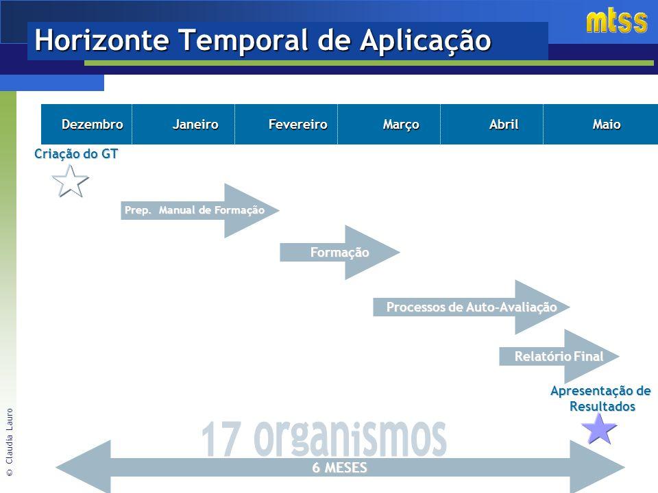 Horizonte Temporal de Aplicação