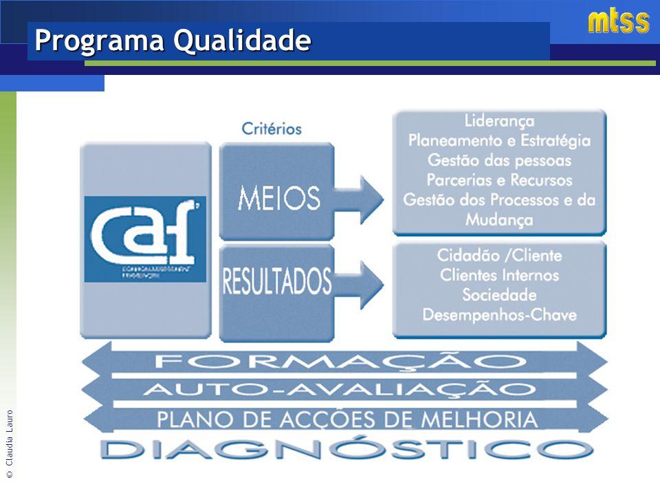 Programa Qualidade