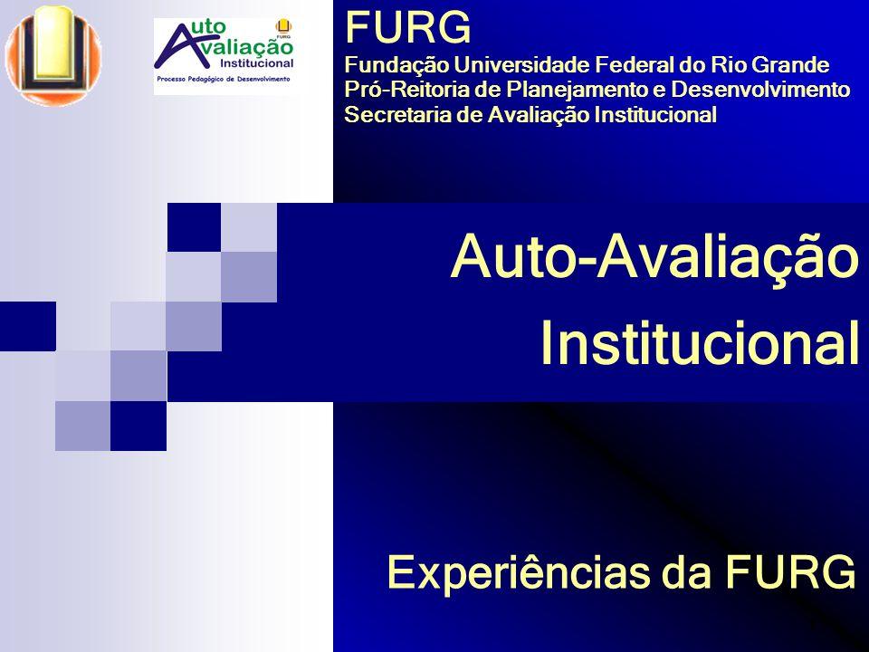 Auto-Avaliação Institucional