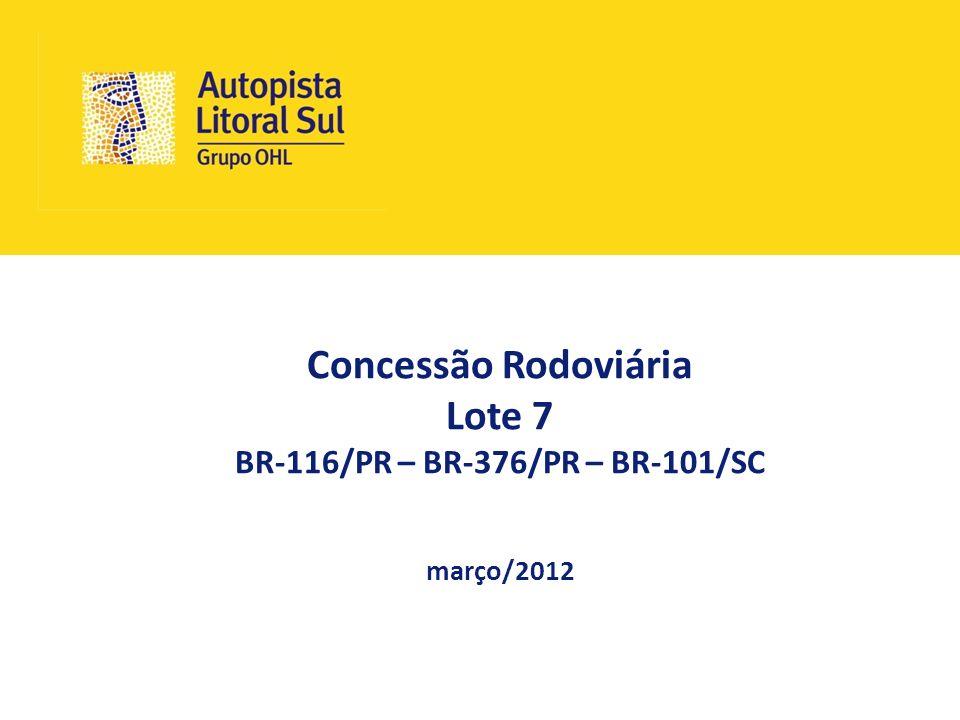 BR-116/PR – BR-376/PR – BR-101/SC