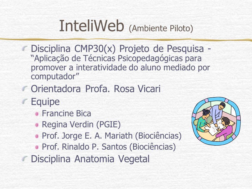 InteliWeb (Ambiente Piloto)