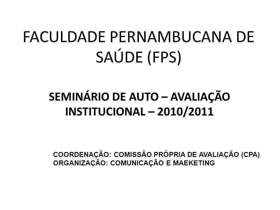 FACULDADE PERNAMBUCANA DE SAÚDE (FPS)