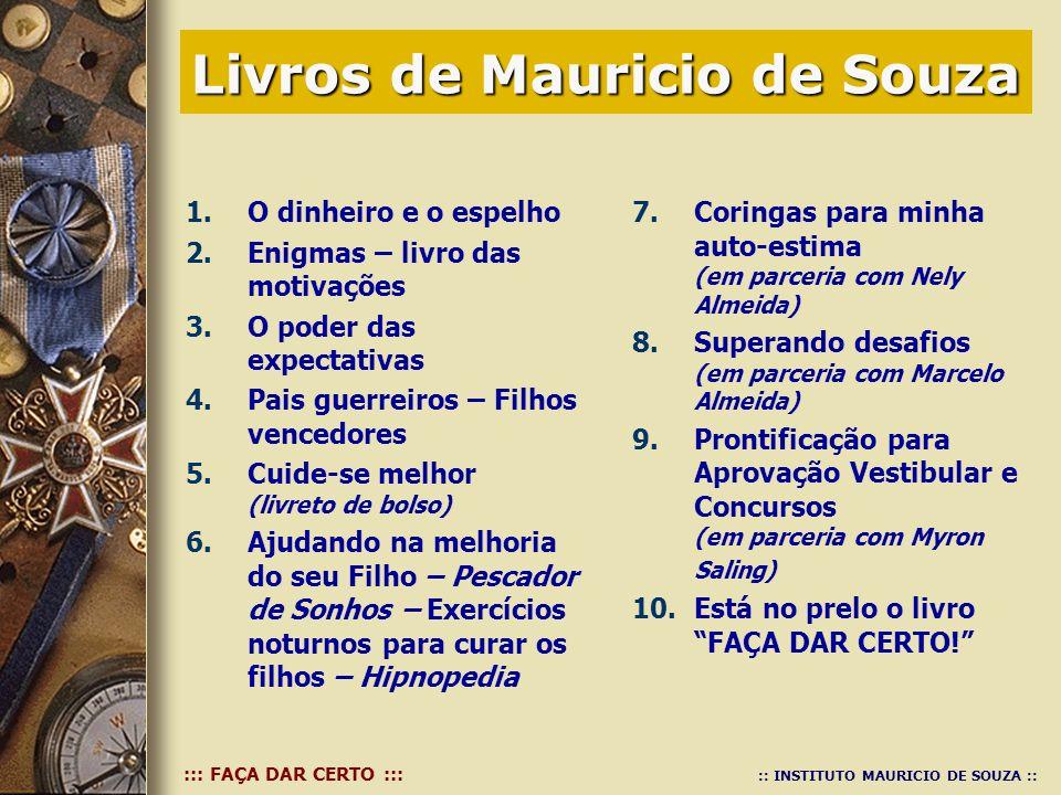 Livros de Mauricio de Souza
