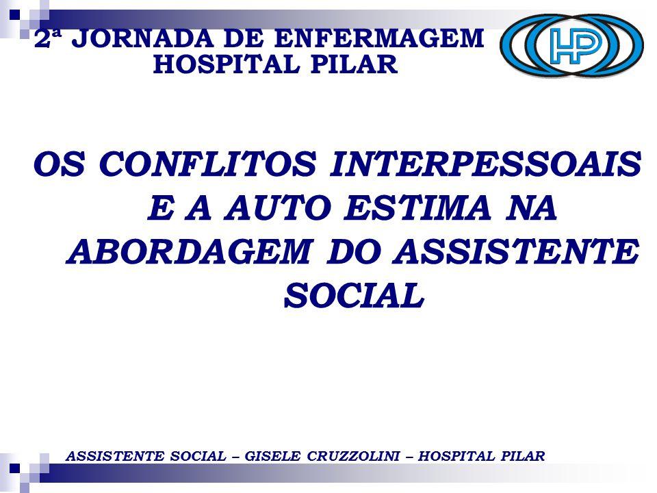 2ª JORNADA DE ENFERMAGEM HOSPITAL PILAR