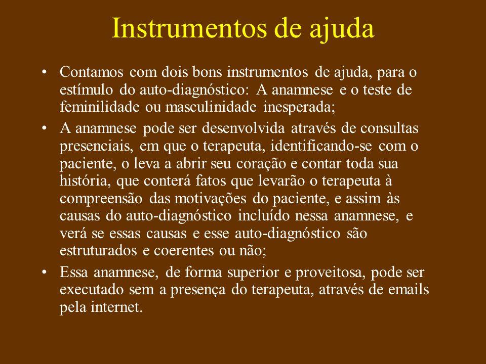 Instrumentos de ajuda