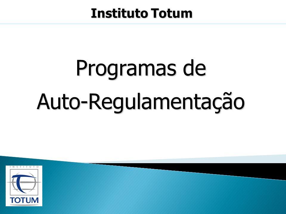 Programas de Auto-Regulamentação