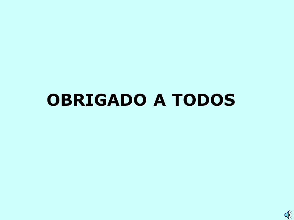 OBRIGADO A TODOS