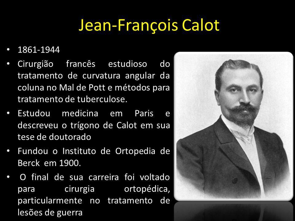 Jean-François Calot 1861-1944.