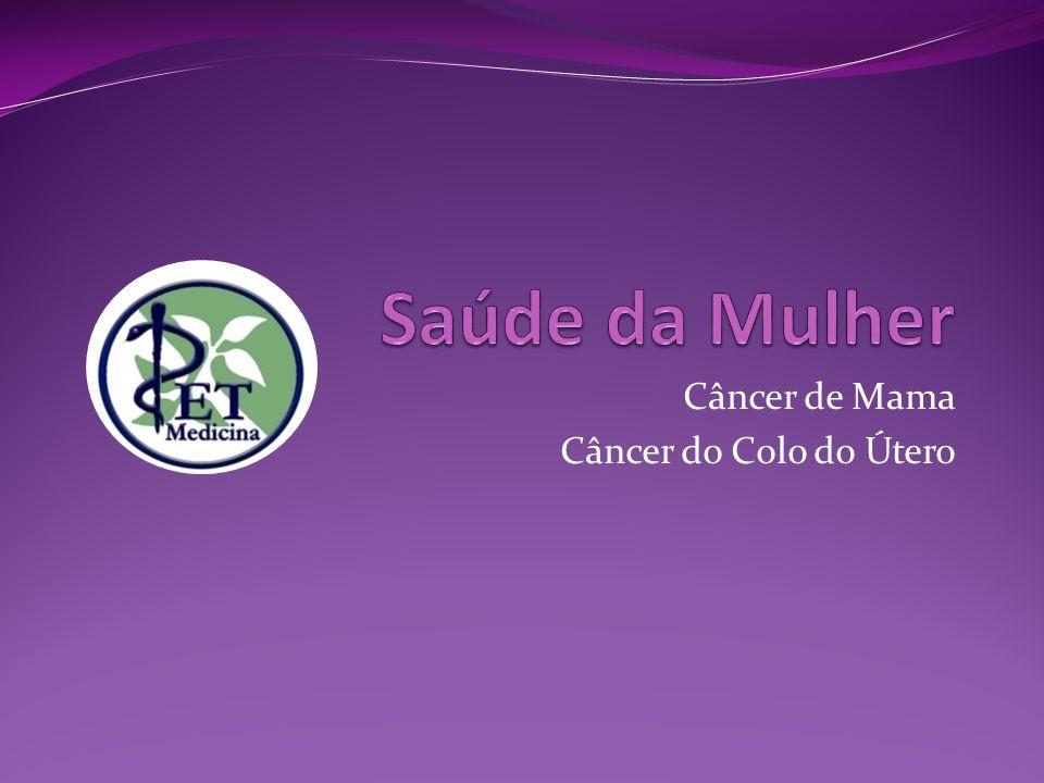 Câncer de Mama Câncer do Colo do Útero