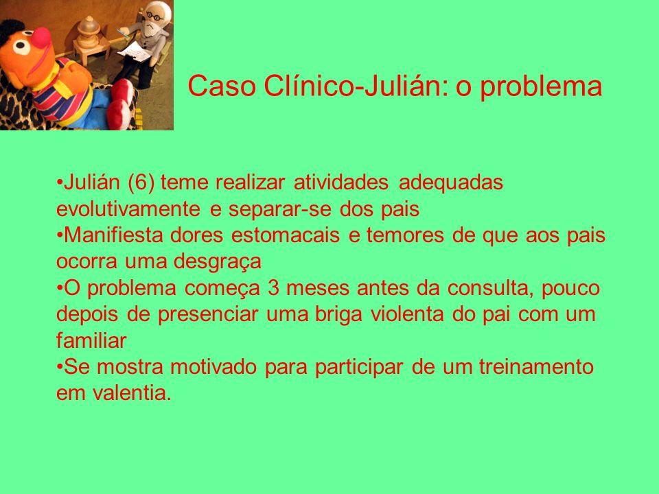 Caso Clínico-Julián: o problema