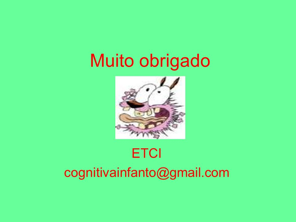 ETCI cognitivainfanto@gmail.com