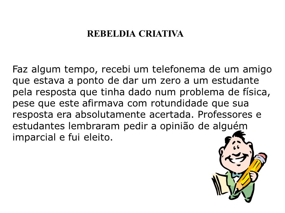 REBELDIA CRIATIVA
