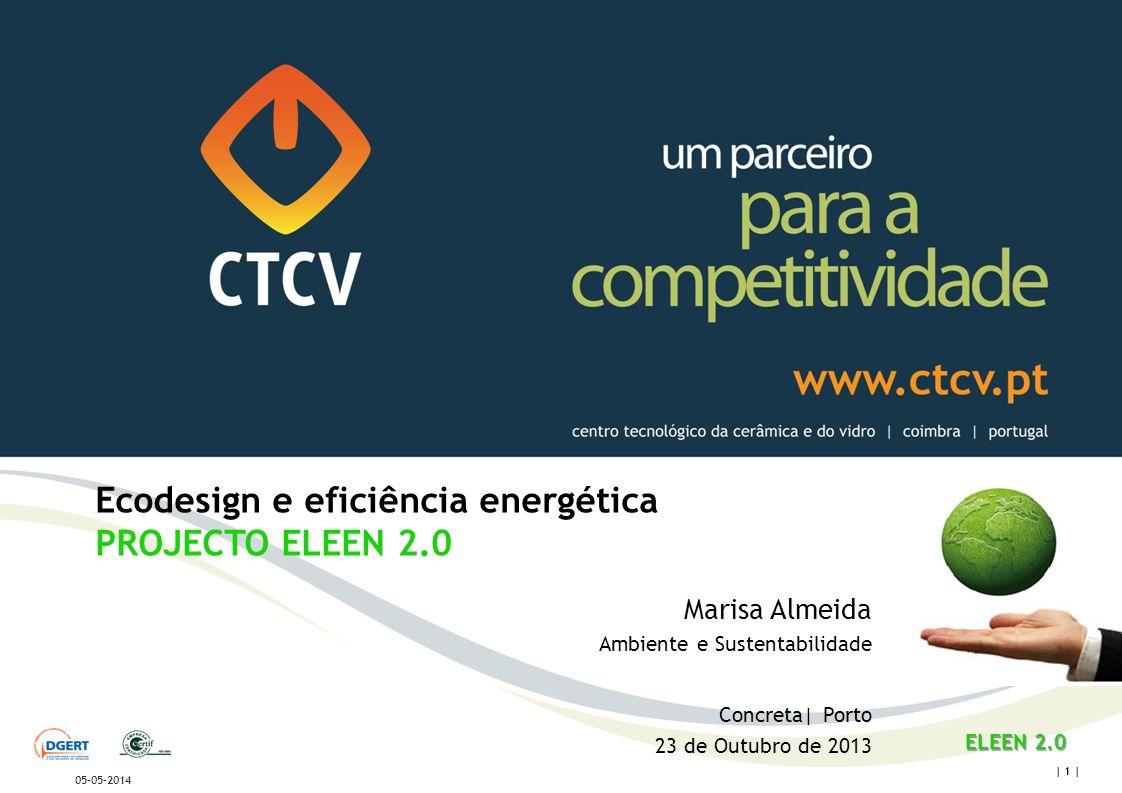 Ecodesign e eficiência energética PROJECTO ELEEN 2.0