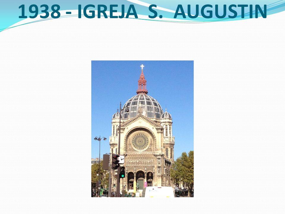 1938 - IGREJA S. AUGUSTIN