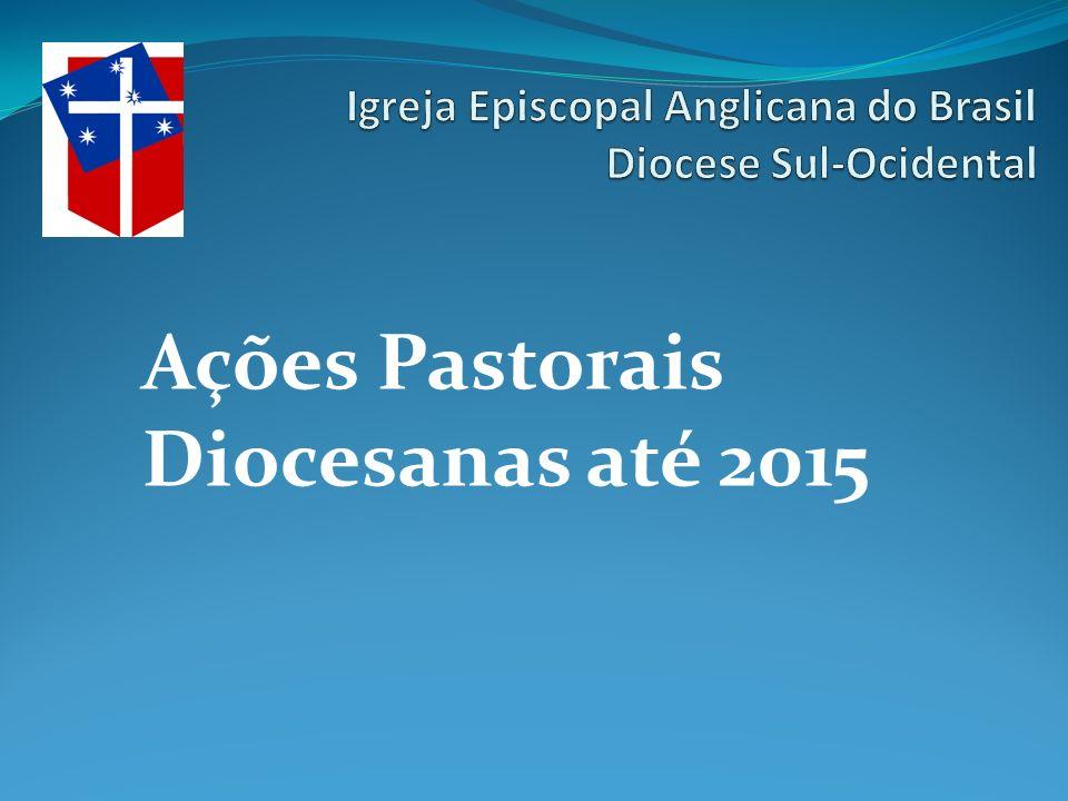Igreja Episcopal Anglicana do Brasil Diocese Sul-Ocidental