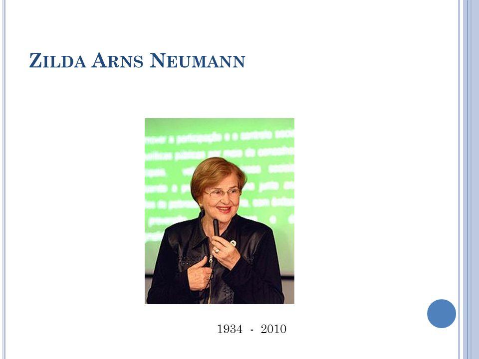 zilda arns neumann 1934 - 2010
