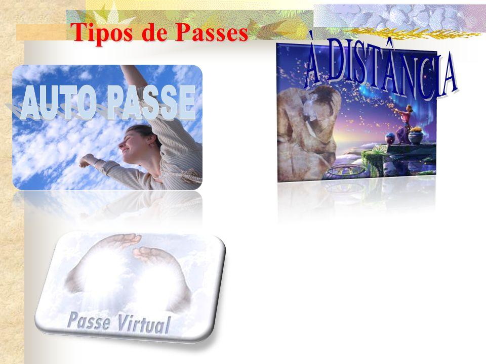 Tipos de Passes À DISTÂNCIA AUTO PASSE
