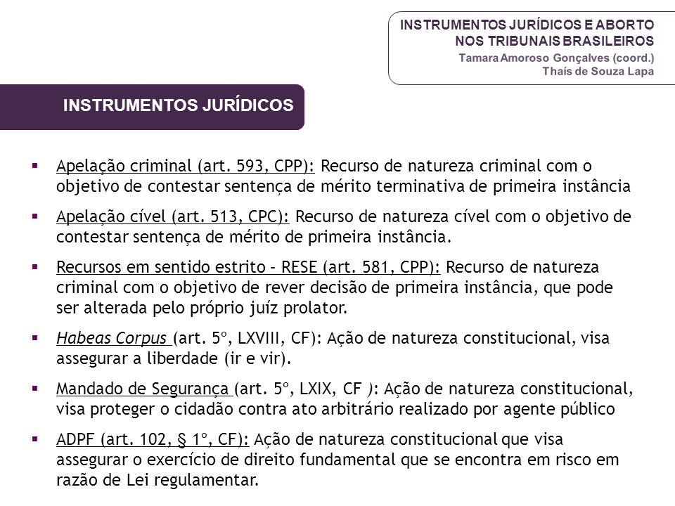 INSTRUMENTOS JURÍDICOS
