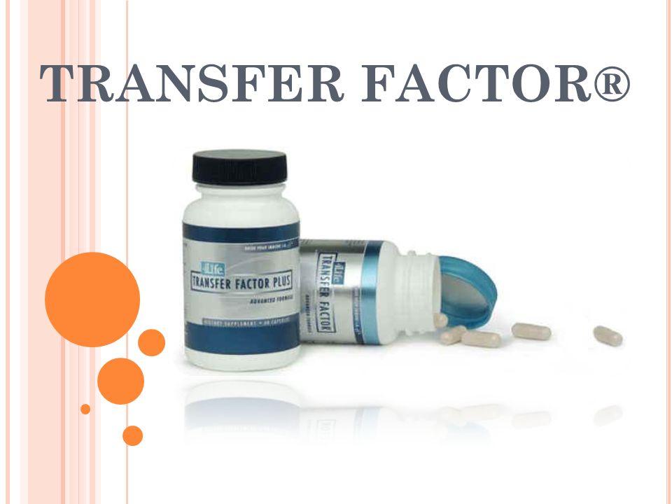 TRANSFER FACTOR®