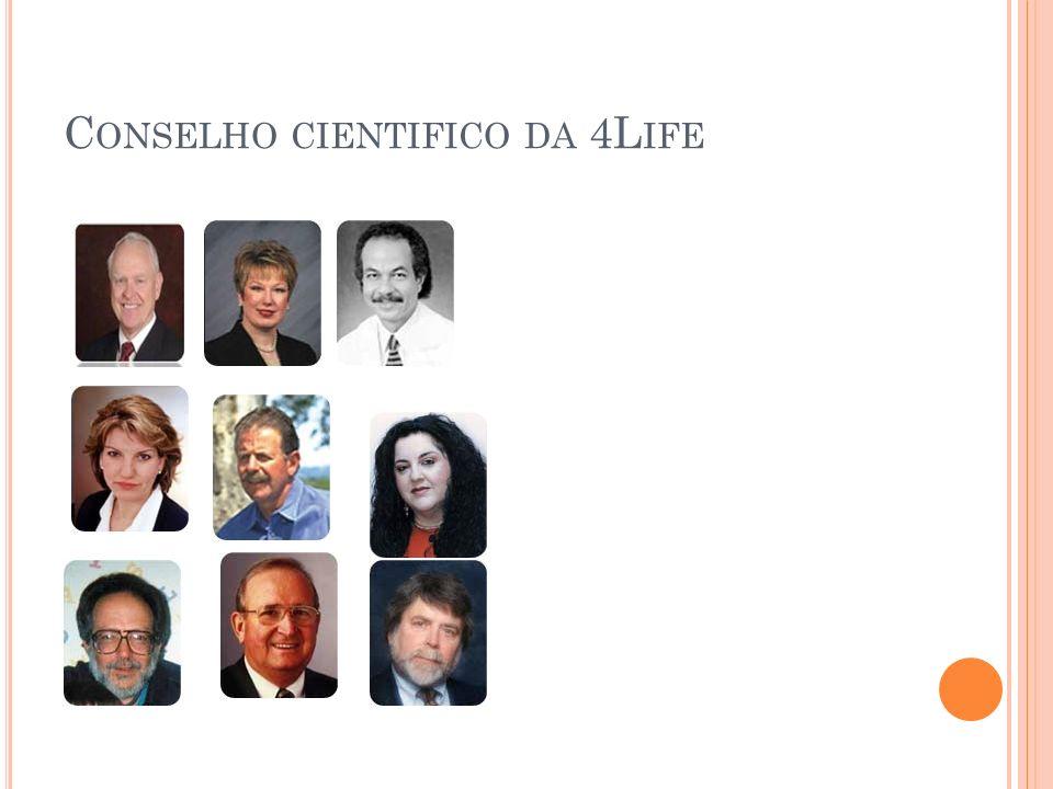 Conselho cientifico da 4Life