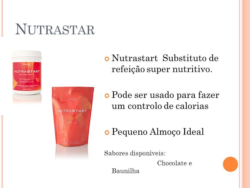 Nutrastar Nutrastart Substituto de refeição super nutritivo.