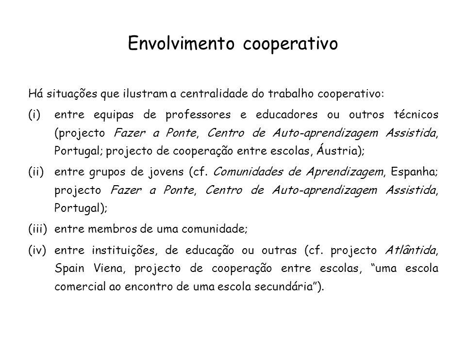 Envolvimento cooperativo