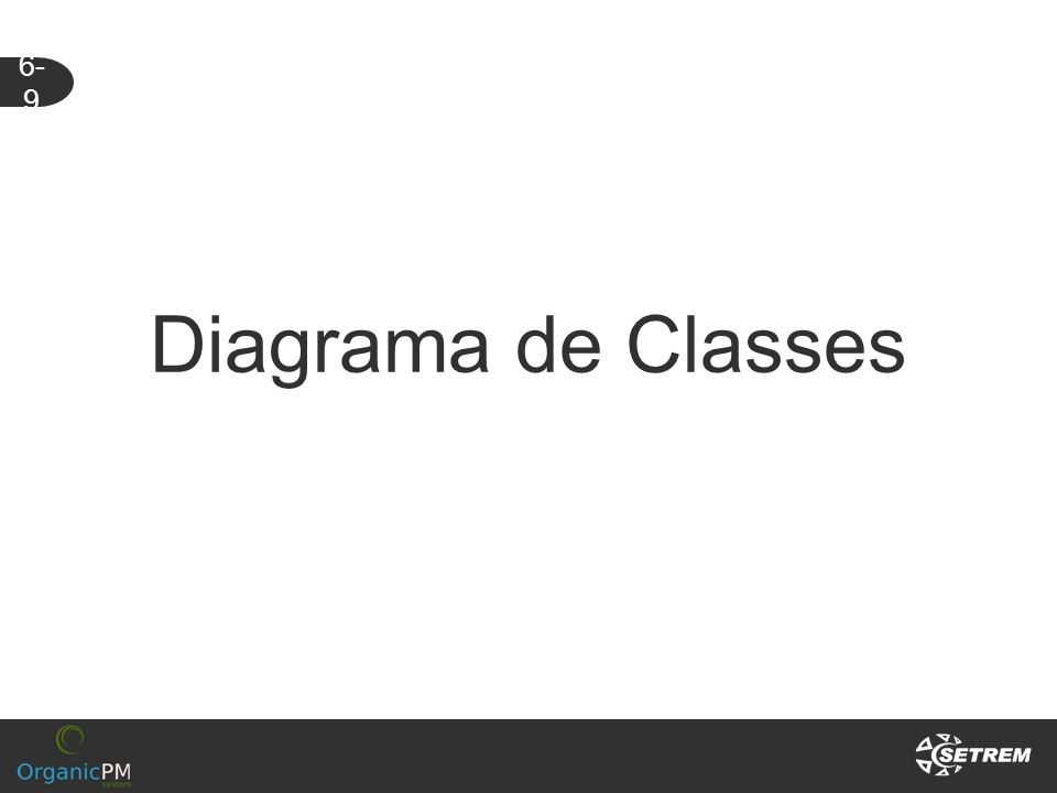 6-9 Diagrama de Classes