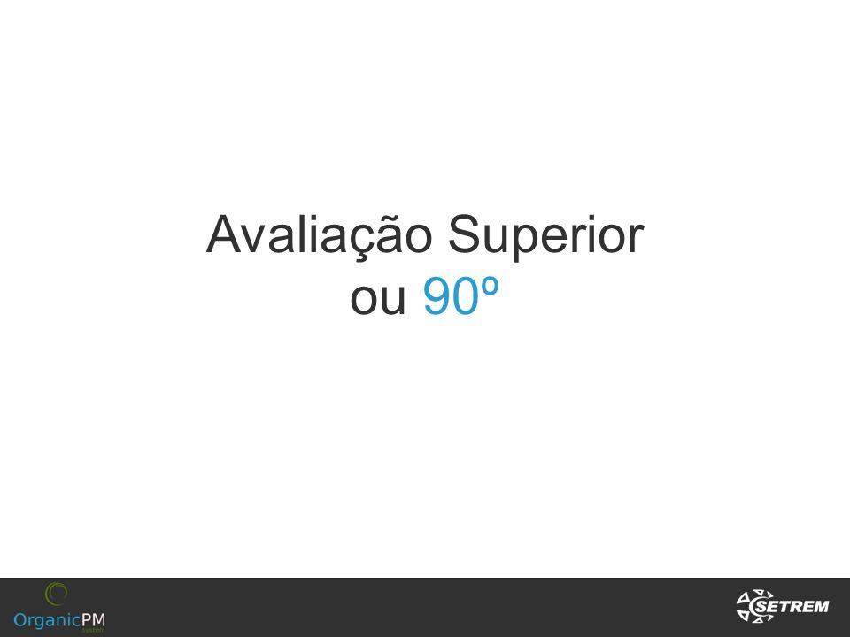 Avaliação Superior ou 90º