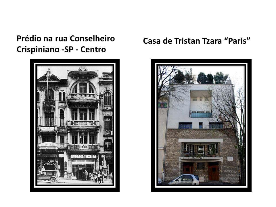 Casa de Tristan Tzara Paris