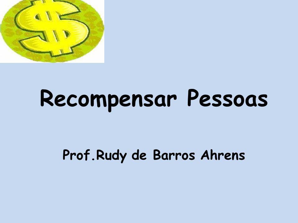Prof.Rudy de Barros Ahrens