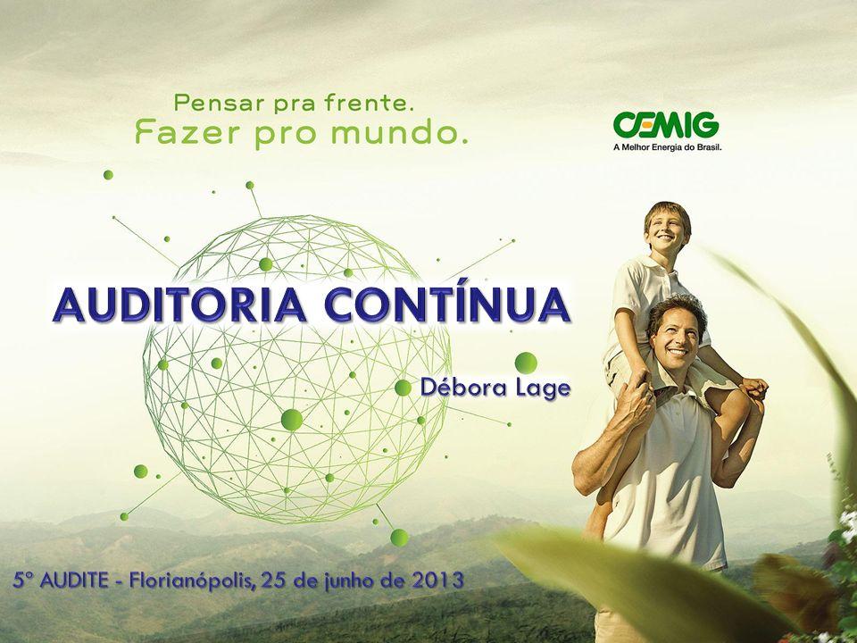 AUDITORIA CONTÍNUA Débora Lage